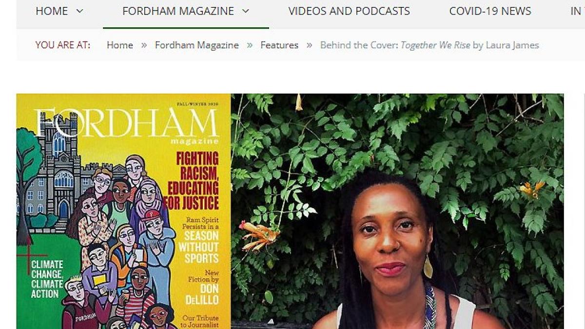 Fordham Web